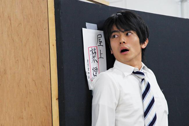 Dst_cool_makita.jpeg 牧田哲也さん演じる若手社員は純粋で生真面目な性格。会社
